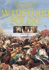 Okładka książki Najważniejsze wydarzenia w historii Polski Jerzy Besala