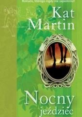 Okładka książki Nocny jeździec Kat Martin