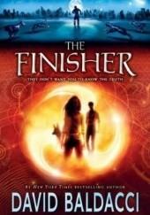 Okładka książki The Finisher David Baldacci