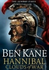 Okładka książki Clouds of War Ben Kane