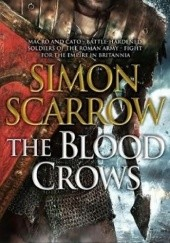 Okładka książki The Blood Crows Simon Scarrow