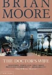 Okładka książki The Doctors Wife Brian Moore