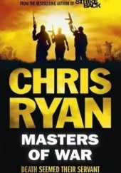 Okładka książki Masters of War Chris Ryan