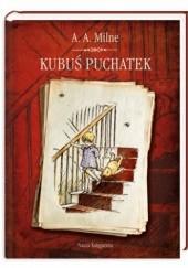 Okładka książki Kubuś Puchatek Alan Alexander Milne