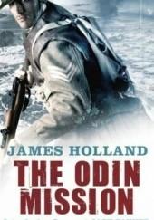 Okładka książki The Odin Mission James Holland