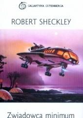 Okładka książki Zwiadowca minimum Robert Sheckley