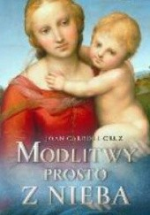 Okładka książki Modlitwy prosto z nieba Joan Carroll Cruz