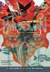 Okładka książki Batwoman vol.1: Hydrology J. H. Williams III,W. Haden Blackman,Amy Reeder Hadley