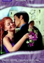 Okładka książki Odzyskana narzeczona. Zamek w chmurach Marion Lennox,Ally Blake