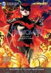 Okładka książki Batwoman vol.3 World's Finest J. H. Williams III,W. Haden Blackman,Trevor McCarthy