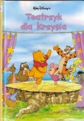 Okładka książki Teatrzyk dla Krzysia Walt Disney