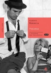 Okładka książki Pogarda Alberto Moravia