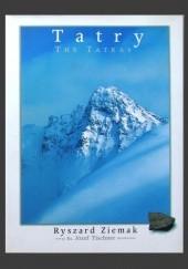 Okładka książki Tatry Ryszard Ziemak