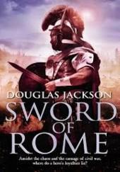 Okładka książki Sword of Rome Douglas Jackson