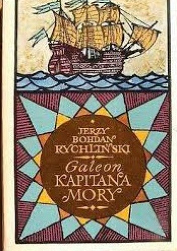Okładka książki Galeon kapitana Mory