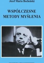 Okładka książki Współczesne metody myślenia Józef Maria Bocheński OP