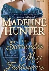 Okładka książki Surrender of Miss Fairbourne Madeline Hunter