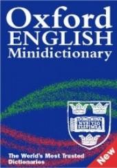 Okładka książki Oxford English Minidictionary. Sixth edition Georgia Hole,Sara Hawker