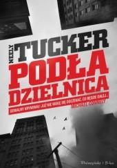 Okładka książki Podła dzielnica Neely Tucker
