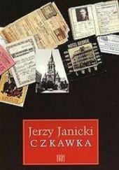 Okładka książki Czkawka Jerzy Janicki