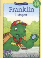 Okładka książki Franklin i stoper Sharon Jennings