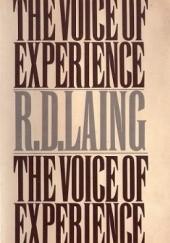 Okładka książki The Voice of Experience Ronald David Laing