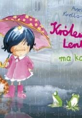 Okładka książki Królewna Lenka ma katar Aneta Krella-Moch