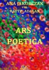 Okładka książki Ars Poetica Ana Jakubczak