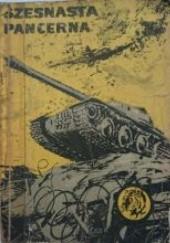 Okładka książki Szesnasta pancerna Ryszard Jegorow