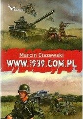 Okładka książki www.1939.com.pl Marcin Ciszewski