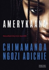 Okładka książki Amerykaana Chimamanda Ngozi Adichie