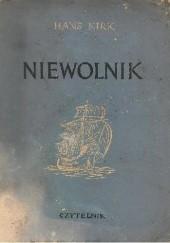 Okładka książki Niewolnik Hans Kirk