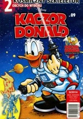 Okładka książki Kaczor Donald 9/2014 Don Rosa