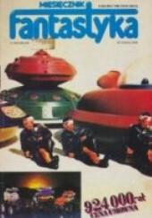 Okładka książki Miesięcznik Fantastyka  80 (5/1989) Philip José Farmer,Krzysztof Boruń,Redakcja miesięcznika Fantastyka,Bob Leman,Jaroslav Petr
