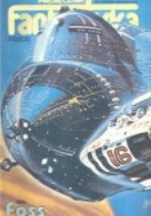Okładka książki Miesięcznik Fantastyka  81 (6/1989) Jacek Inglot,Philip José Farmer,David Brin,Joe Hloucha,Emma Popik,Jurij Nagibin,Redakcja miesięcznika Fantastyka