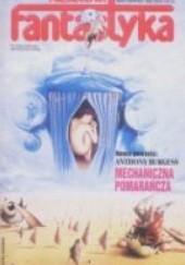 Okładka książki Miesięcznik Fantastyka  83 (8/1989) Anthony Burgess,David Brin,James Thurber,Pavel Kosatík,Redakcja miesięcznika Fantastyka,Krzysztof Filipowicz