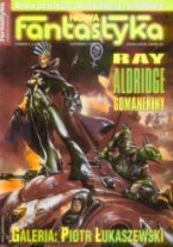 Okładka książki Nowa Fantastyka 153 (6/1995) Ray Aldridge,Jacek Dukaj,Ib Melchior,Redakcja miesięcznika Fantastyka,Adam Wiśniewski-Snerg,Marek Ławrynowicz