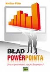 Okładka książki Błąd PowerPointa Matthias Pöhm