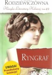 Okładka książki Ryngraf Maria Rodziewiczówna