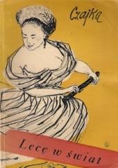 Okładka książki Lecę w świat Izabela Stachowicz
