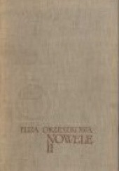 Okładka książki Nowele tom 2