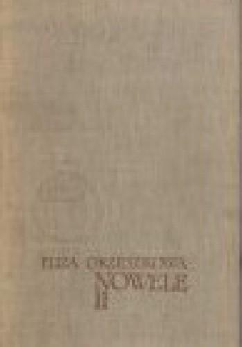 Okładka książki Nowele tom 2 Eliza Orzeszkowa