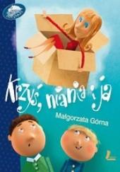 Okładka książki Krzyś, niania i ja Małgorzata Górna