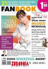 Okładka książki FANBOOK nr 2 (3), Kwiecień-Maj 2014 Redakcja Magazynu Fanbook