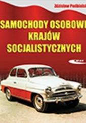 Okładka książki Samochody osobowe krajów socjalistycznych Zdzisław Podbielski