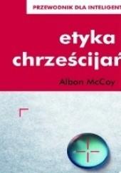 Okładka książki Etyka chrześcijańska Alban McCoy