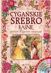 Okładka książki Cygańskie srebro Zenon Gierała