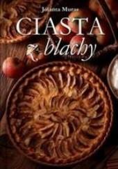 Okładka książki Ciasta z blachy Jolanta Muras