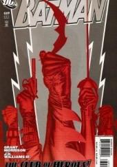 Okładka książki Batman 669 - The Dark Knight Must Die! Grant Morrison,J. H. Williams III