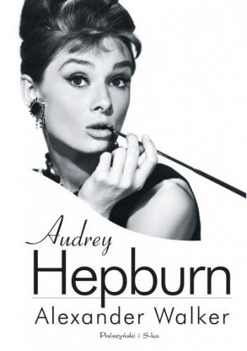 Okładka książki Audrey Hepburn Alexander Walker